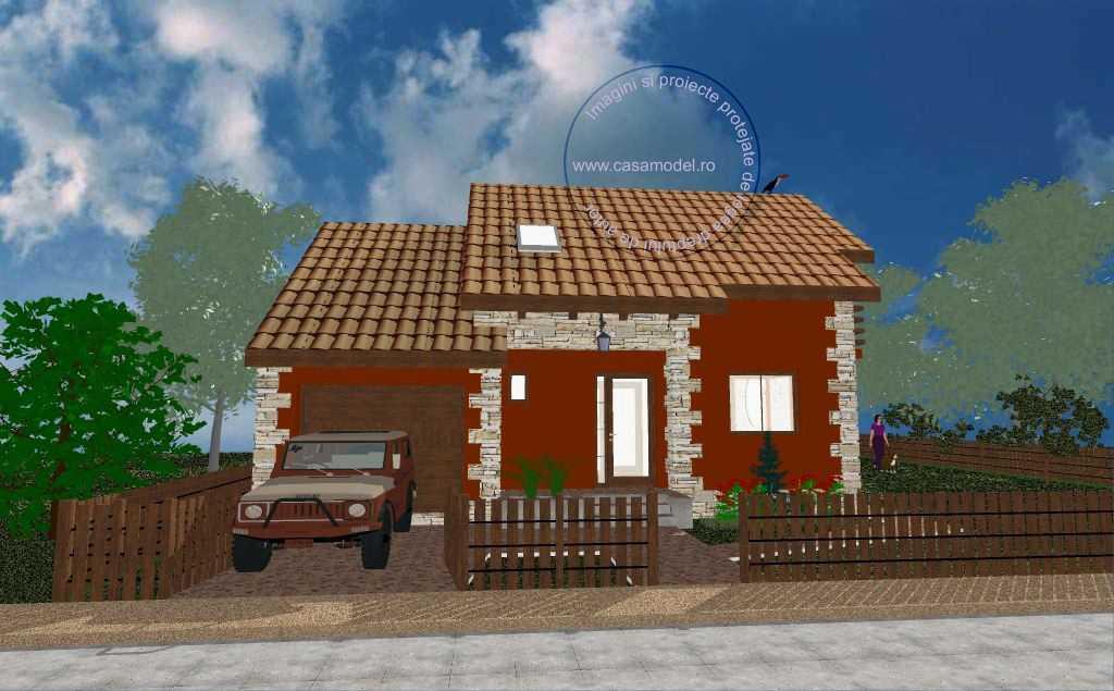 Proiect casa A194