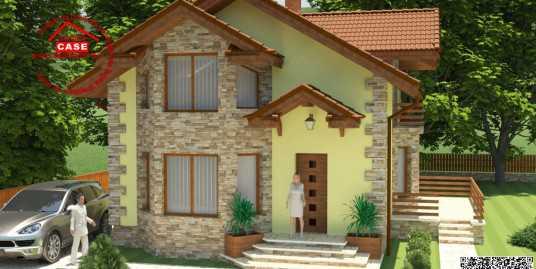 Proiect casa A195