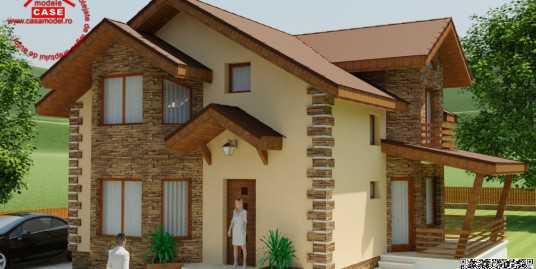 Proiect casa A198