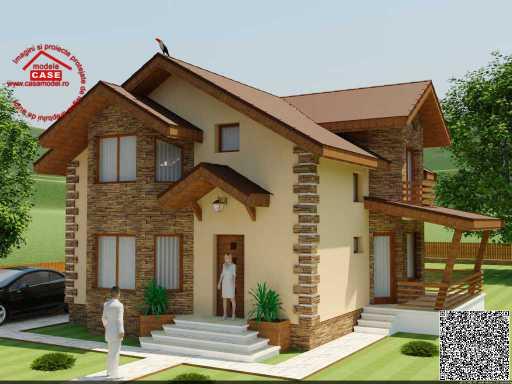 Проект дома на 157 м.кв