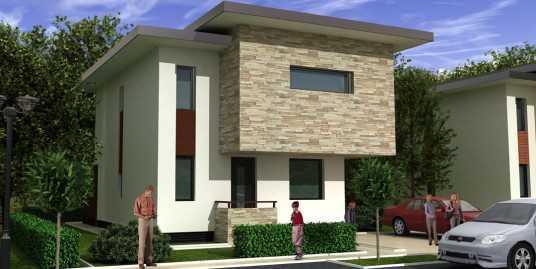 Proiect Casa A245