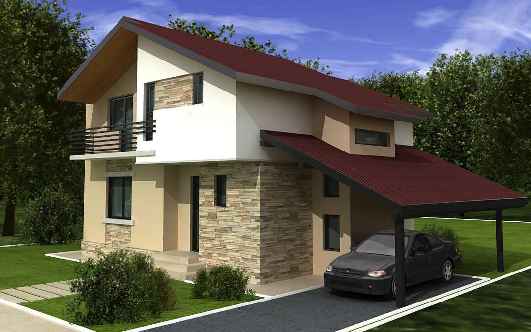 Проект дома на 146 м.кв
