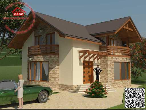Proiect casa A203