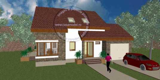 Proiect Casa A209