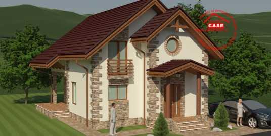 Proiect casa A196