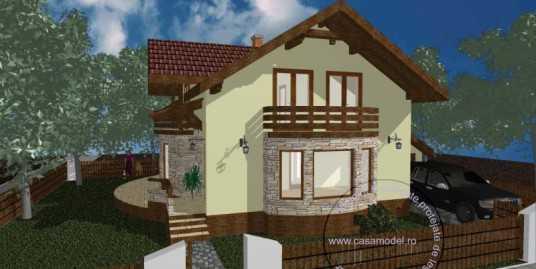 Proiect casa A212