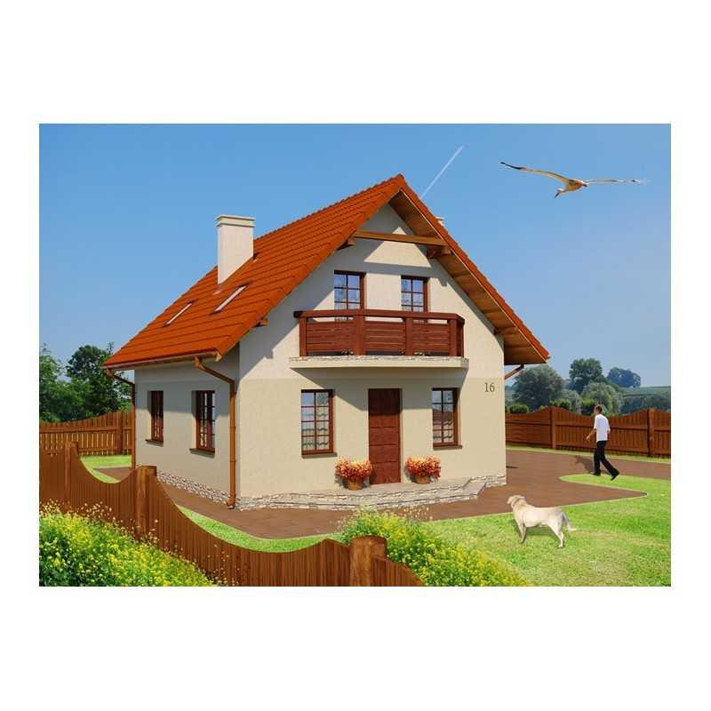 Proiect Casa A246