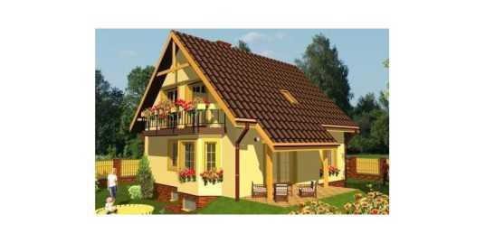 Proiect Casa A234