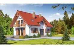 Proiect casa ieftina mansarda cu 4 dormitoare