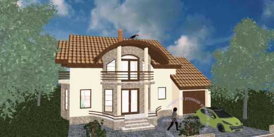 Proiect casa A206