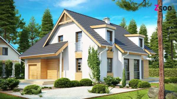 Проект дома на 250 кв.м