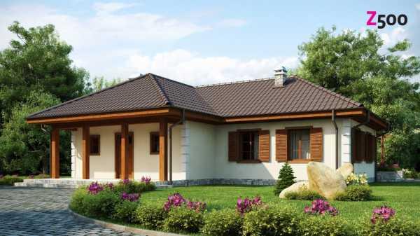 Проект дома на 160 кв.м