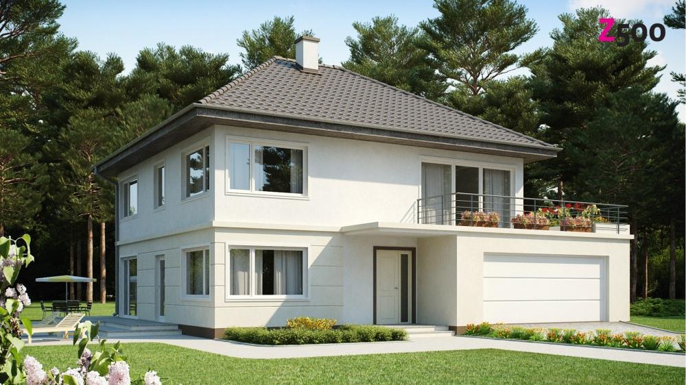 Проект дома на 270 кв.м