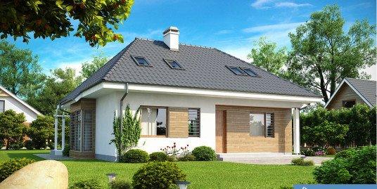 Proiect casa 235 mp