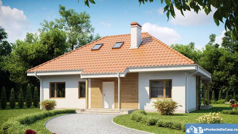 Проект дома на 124 кв.м