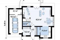 Proiect-casa-cu-Mansarda-si-Garaj-114011-parter