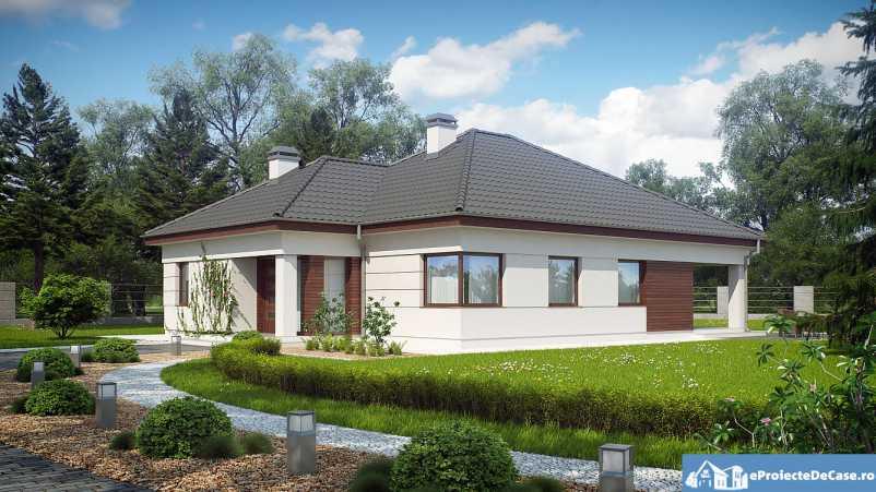 Proiect casa 200 mp