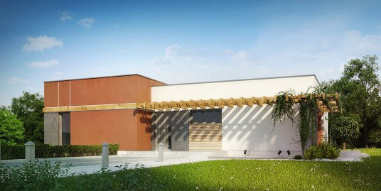 Proiect casa 197 mp