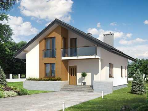 Проект дома на 215 кв.м