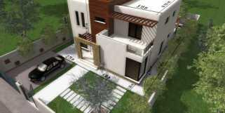 Proiect casa 245 mp