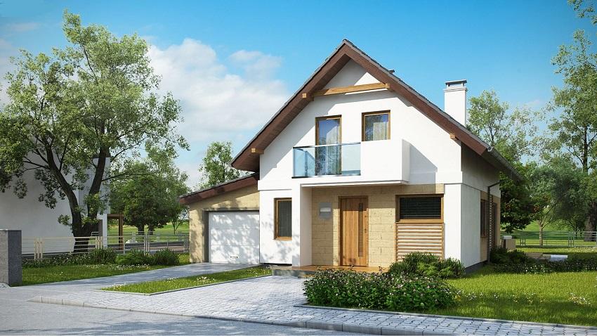 Проект дома на 170 кв.м