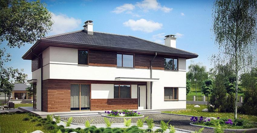 Proiect casa 230 mp