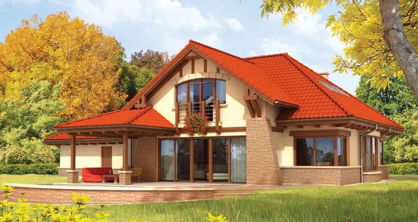 Проект дома на 275 кв.м