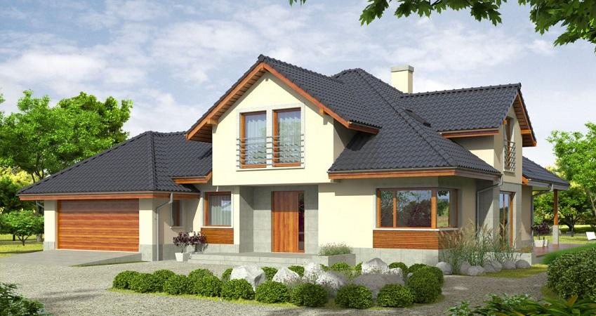 Проект дома на 190 кв.м