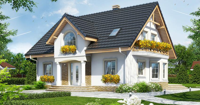 Проект дома на 219 кв.м