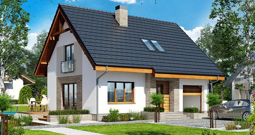 Проект дома на 183 кв.м