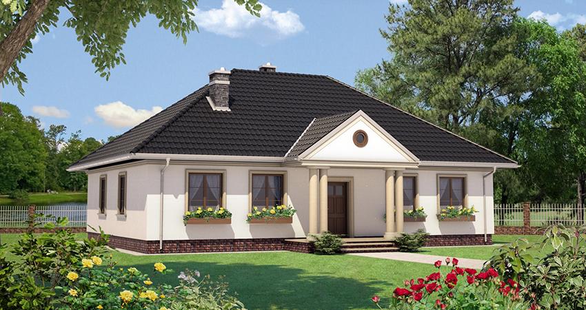 Проект дома на 155 кв.м
