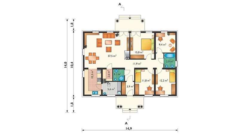 proiect-casa-154mp