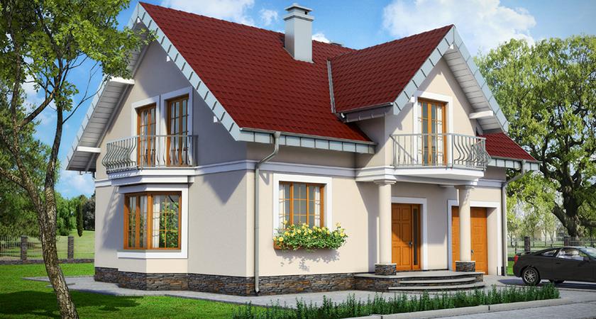 Проект дома на 217 кв.м