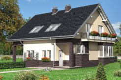 Parter+Mansarda, Constructii case - Compania de constructii - CASA PERFECTA-CONSTRUCT 4