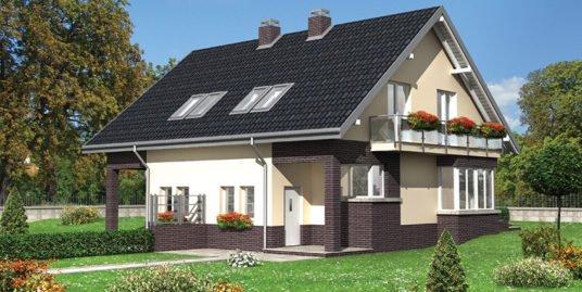 Proiect casa 262 mp