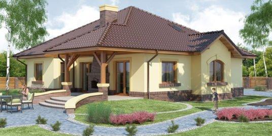 Proiect casa 174 mp