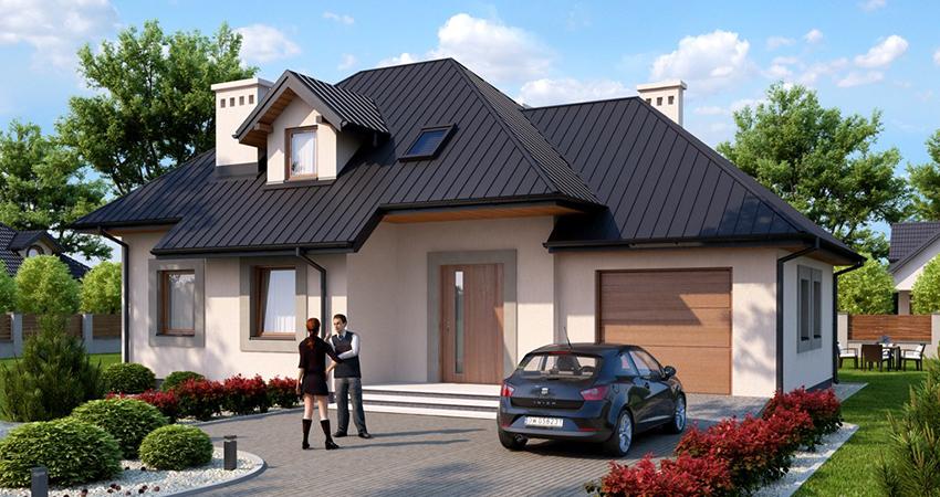 Проект дома на 186 кв.м