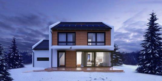 Proiect casa 213 mp