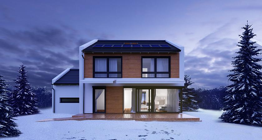 Проект дома на 213 кв.м