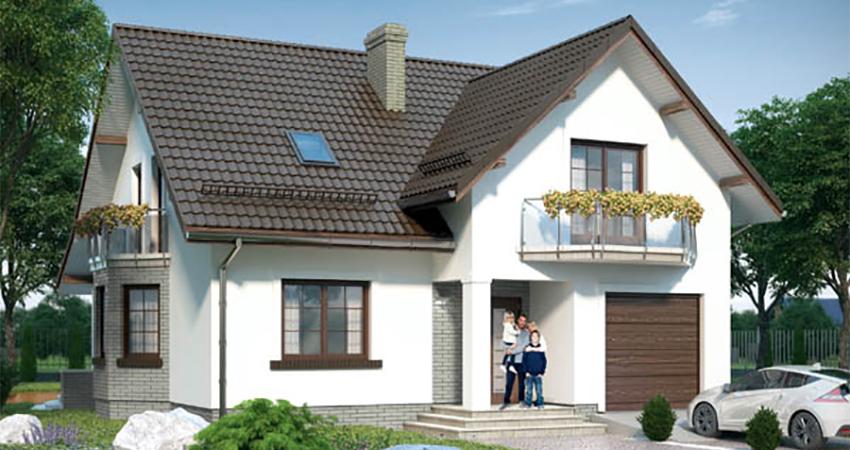 Proiect casa 167 mp
