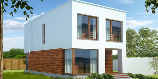 Proiect casa 184 mp