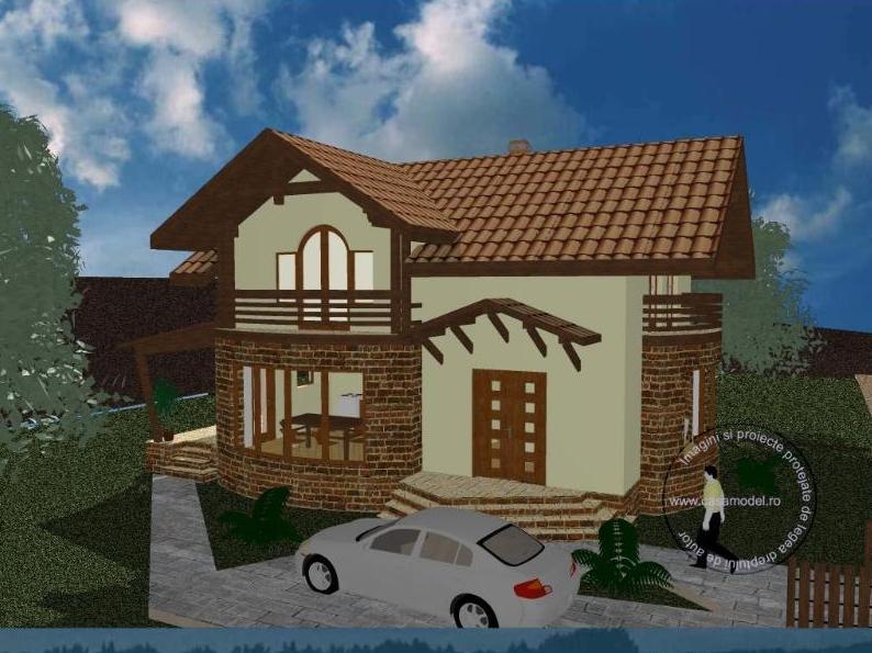 Proiect casa 160 mp
