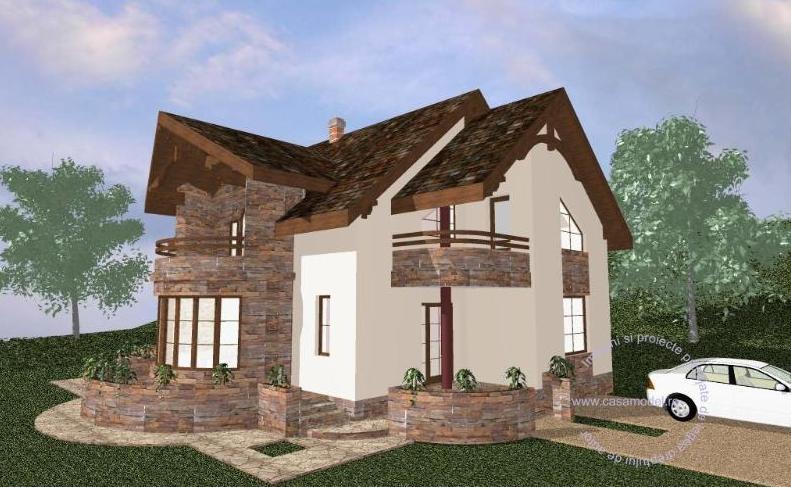 Проект дома на 240 кв.м