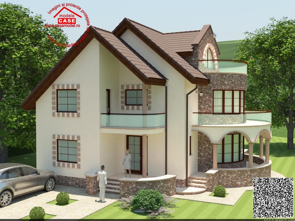 Proiect casa 220 mp