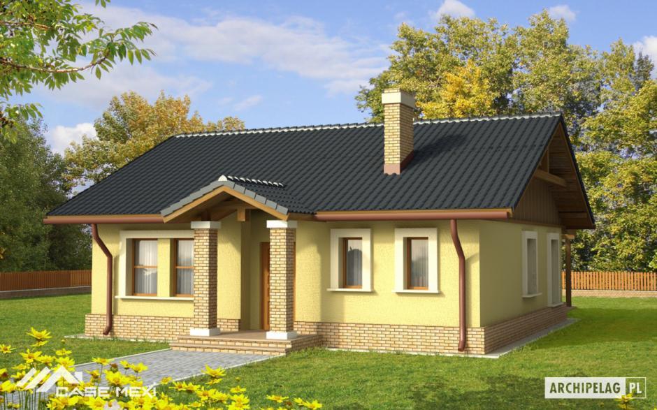 Проект дома на 120 кв.м