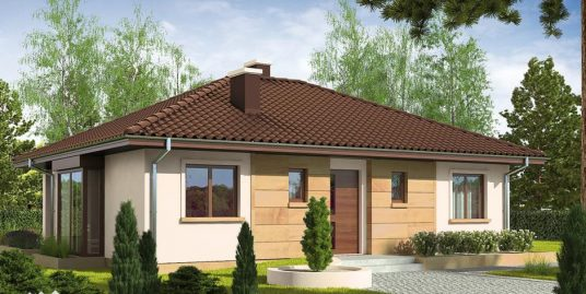 Proiect casa 116 mp