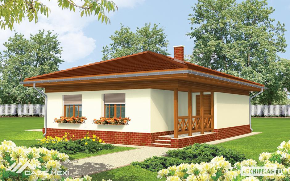 Проект дома на 100 кв.м