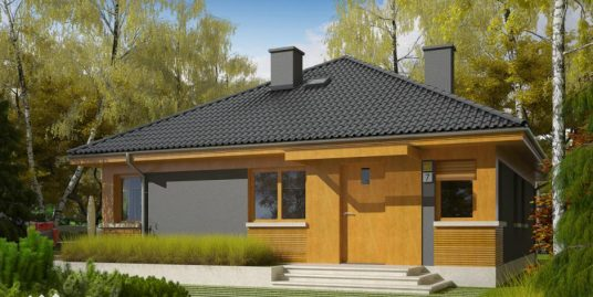 Proiect casa 108 mp