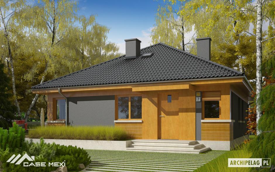 Проект дома на 108 кв.м