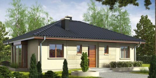 Proiect casa 122 mp